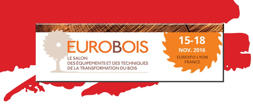 PARTICIPATION TO EUROBOIS 2016 - STAND 2C 90